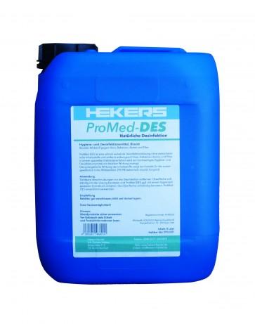 Desinfektionsmittel Promed-DES 5 Liter
