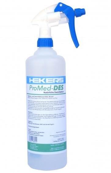 Desinfektionsmittel Promed-DES 1 Liter