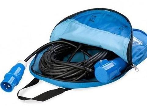 cee camping kabel tasche camping zubeh r. Black Bedroom Furniture Sets. Home Design Ideas