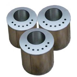 3 Brenndosen & 3 Sparplatten Weißblechdosen Behälter